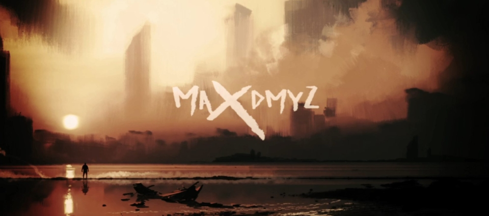 maxdmyz all to hell logo